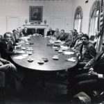 Nixon Meeting WIth Black College Presidents