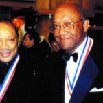 Bob and Quincy Jones