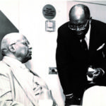 Bob and Martin Luther King, Sr.