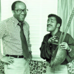 Bob and close personal friend, the late Sammy Davis, Jr.